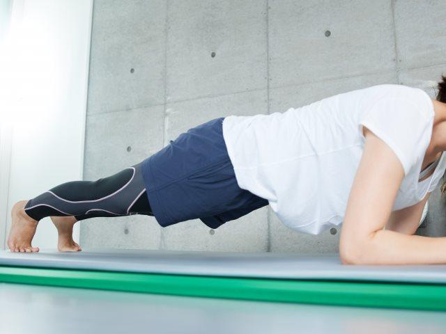 体幹とは~体幹トレーニングが人気の理由~